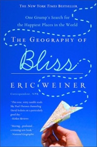cover image for Geography of Bliss