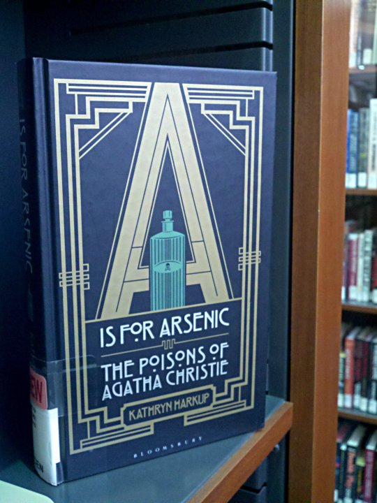 The Poisons of Agatha Christie