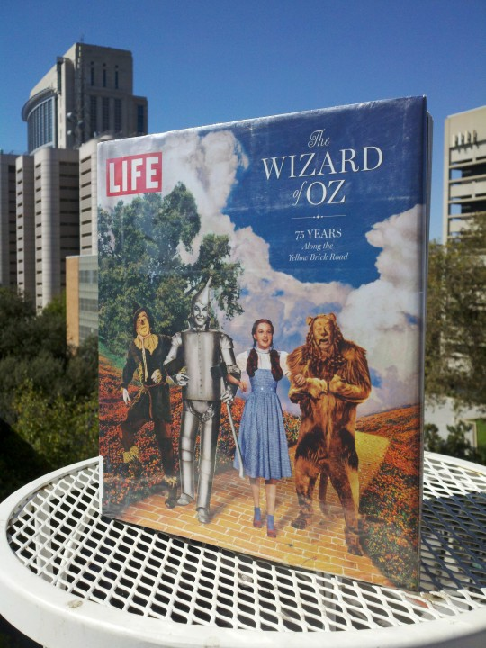 75 year wizard of oz book